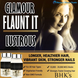 BHK's Biotin Compound Capsules ⭐婕絲膠囊 - Bluemoon Secrets Chamber
