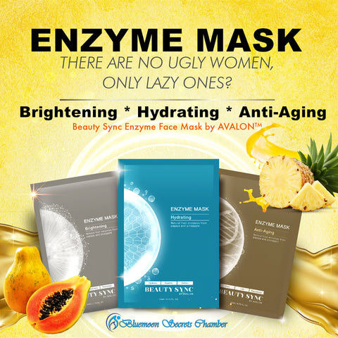 Avalon Beauty Sync Enzyme Mask - 5pcs/Box