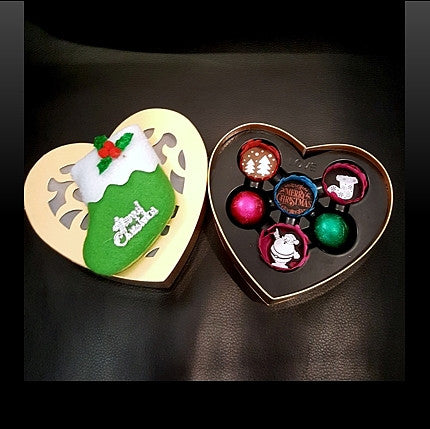 Christmas Special Heart Shape Set