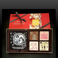 Customised Chocolate Package E