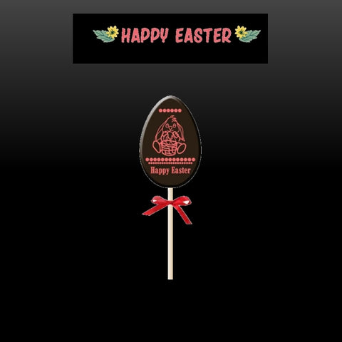 Easter Chocolate Lollipop 03