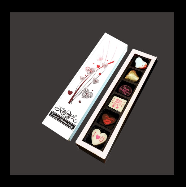 Valentine's Day 6 PC Set 02