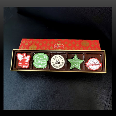 Christmas Premium Box 5pc Set 02
