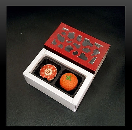 CNY Mandarin Orange Set 01