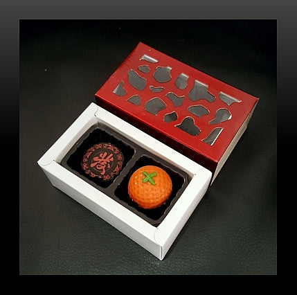 CNY Mandarin Orange Set 02