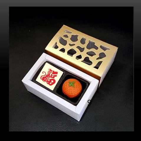 CNY Mandarin Orange Set 03