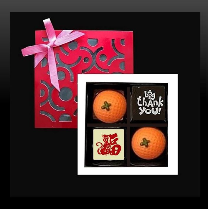 CNY Mandarin Orange Set 06