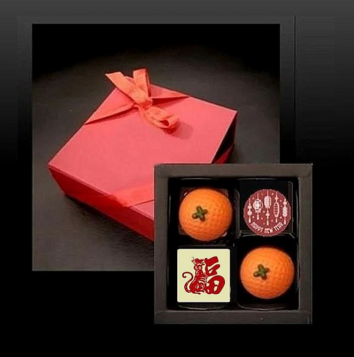 CNY Mandarin Orange Set 07