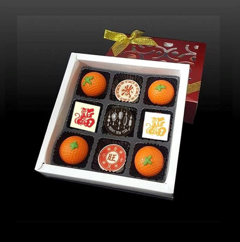 CNY Mandarin Orange Set 08