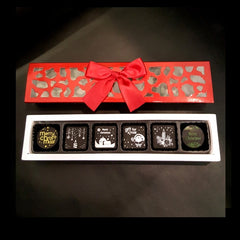 Christmas 6pc box (small) Set 02