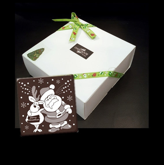 Christmas Large Chocolate Gift Set 05