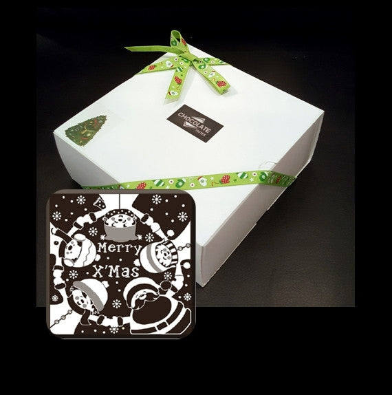Christmas Large Chocolate Gift Set 06
