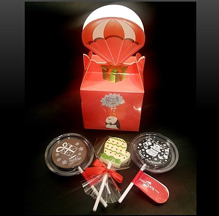 Christmas Lollipop Set 02