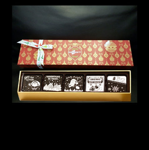 Christmas Premium Box 5pc Set 01