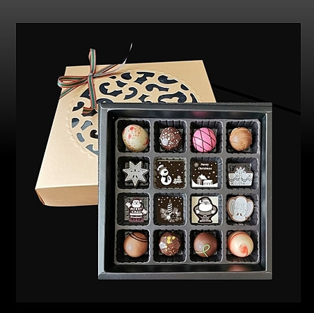 Christmas Special 16 piece truffles mix set
