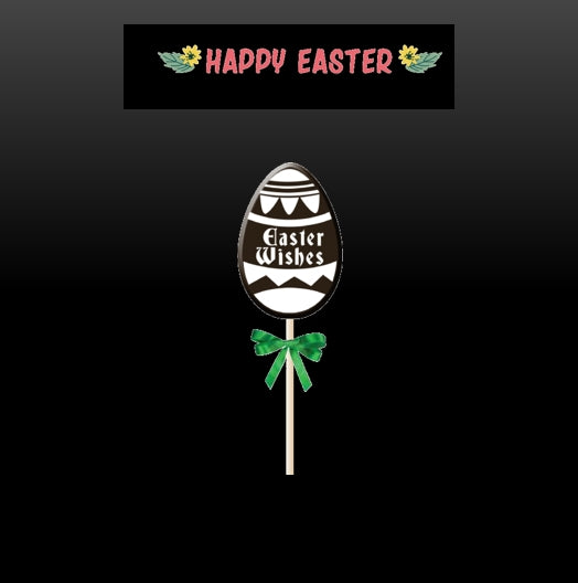 Easter Chocolate Lollipop 01