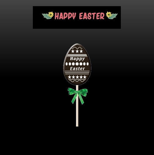 Easter Chocolate Lollipop 02