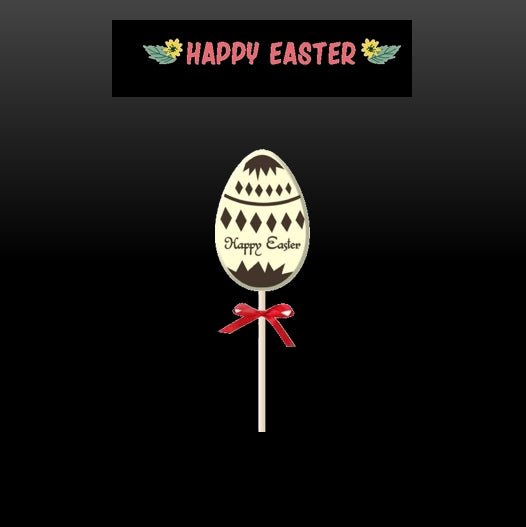 Easter Chocolate Lollipop 04