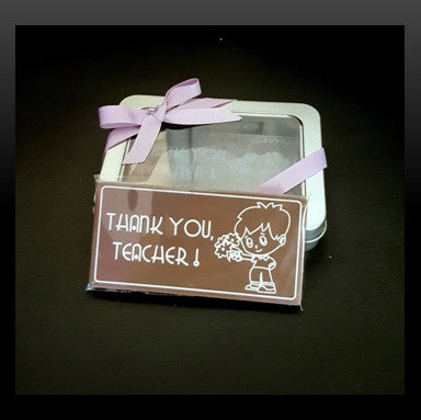 Teacher day Chocolate Bar 02