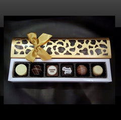 """Thank You"" praline set 01"