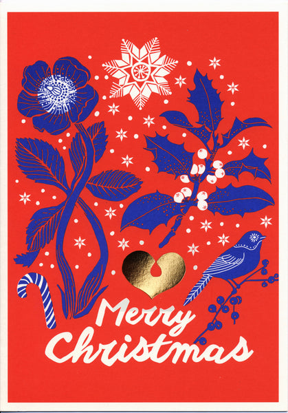 greeting card / Merry Christmas