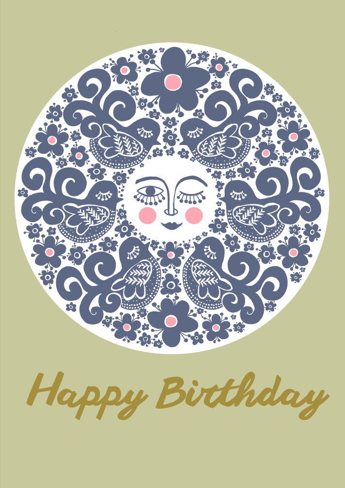 greeting card / Happy Birthday 3