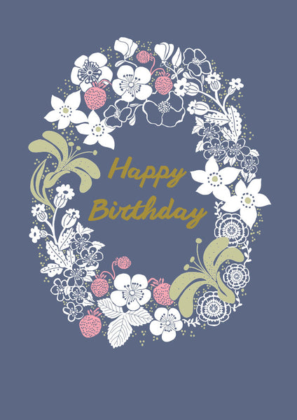 greeting card / Happy Birthday 2