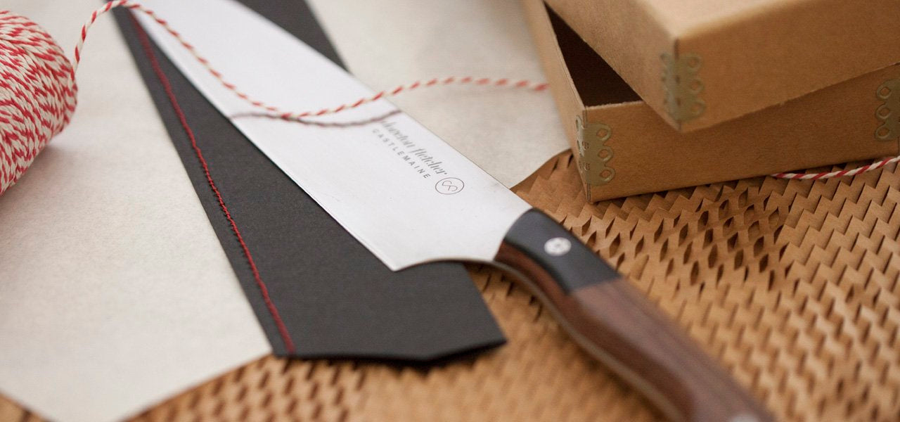 Doveton Fletcher Knife packaging