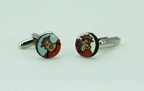 Desperate Dan Cufflinks