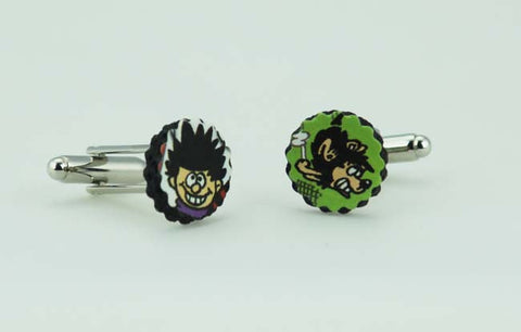 Dennis the Menace and Gnasher Cufflinks