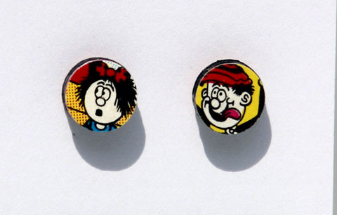 Bash Street Kids Earrings