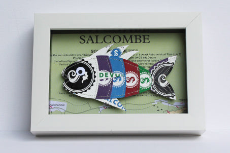 Salcombe beer Fish