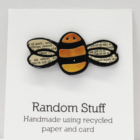 Bee Brooch