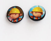 Bob the Builder Cufflinks