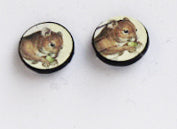Dormouse Cufflinks