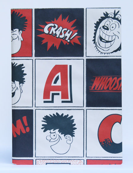 Large Dennis and Gnasher  Notebook