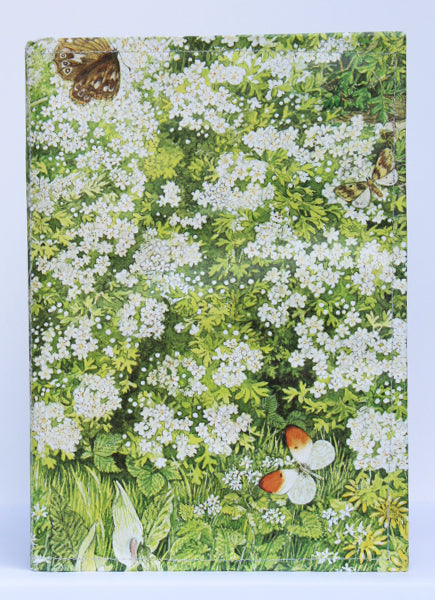Large hedgerow  Notebook