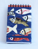 Boozy fish pocket book