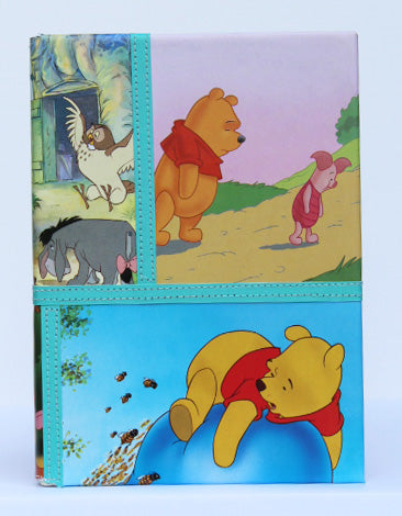 Winnie the Pooh notebook