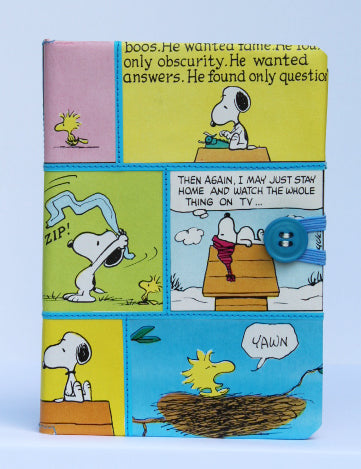 Snoopy notebook