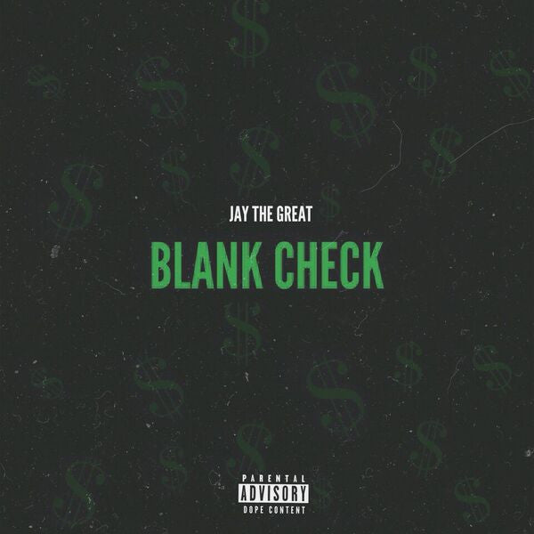 Blank Check (Single) - Stream (Link in details)