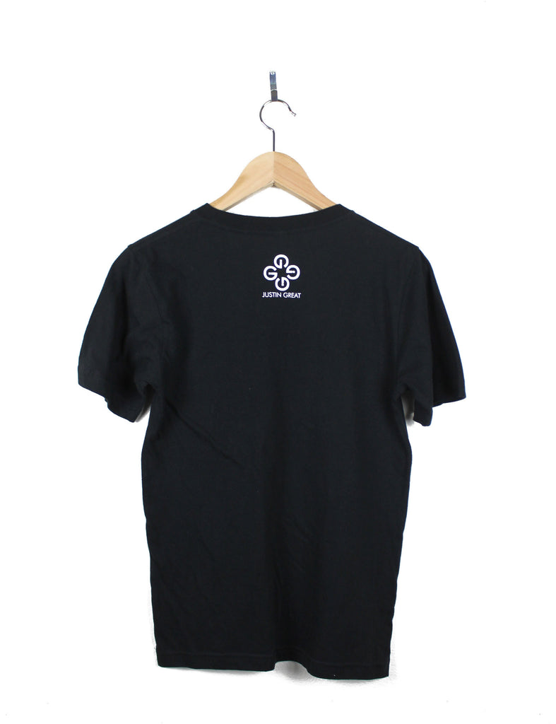 Justin Great G Logo Tee