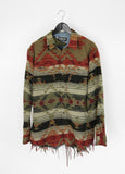 Southwestern Overshirt - Wheat