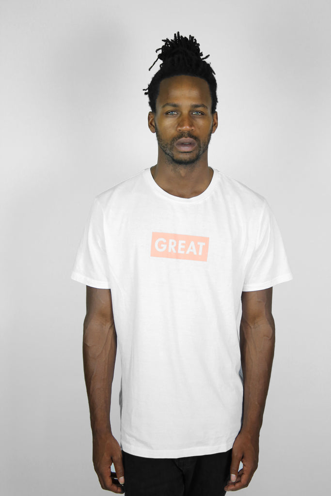 Great Box Logo Tee