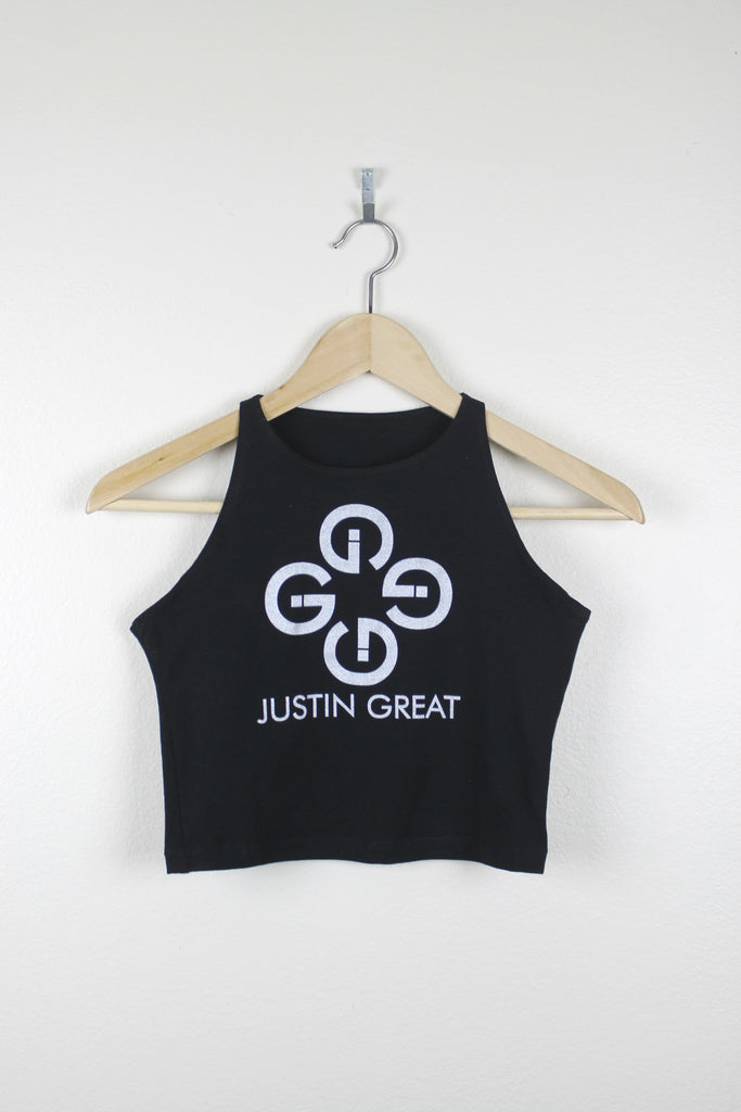 Justin Great Sleeveless Crop