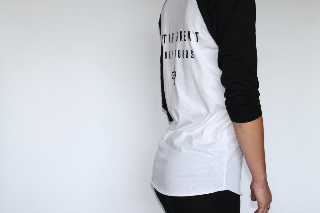 Luxury Goods Baseball Raglan