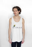FEATHER LOGO TANK