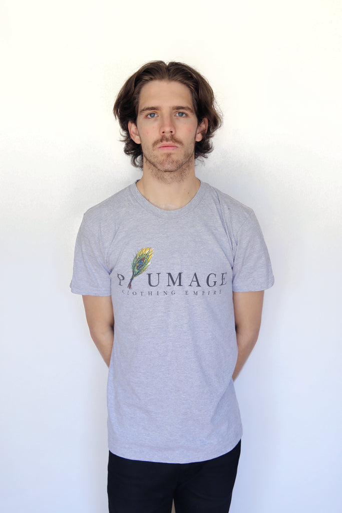 FEATHER LOGO T-SHIRT