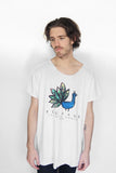 Peacock Logo T-shirt