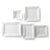 Square Dinnerware Serving Set